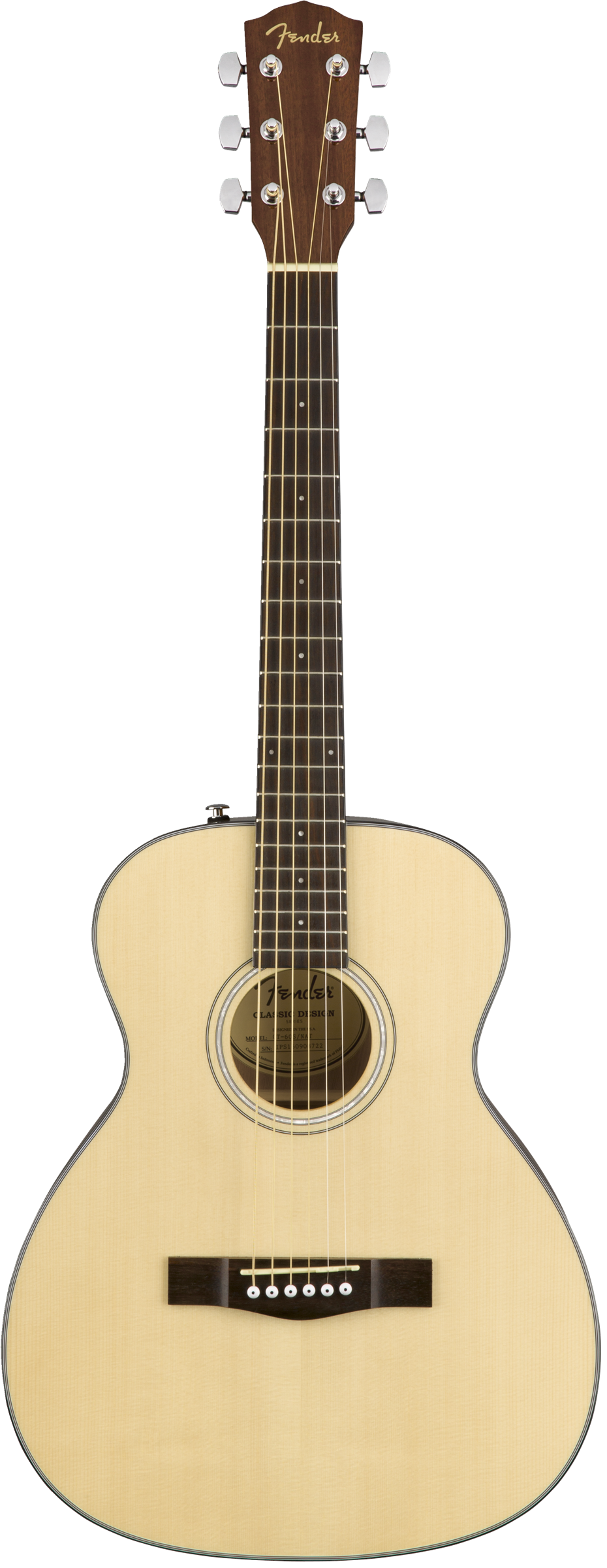 Fender Acoustic CT-60S, Natural