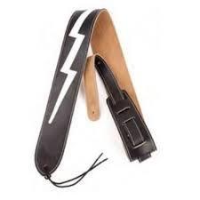 Fender Lightning Bolt Strap Leather