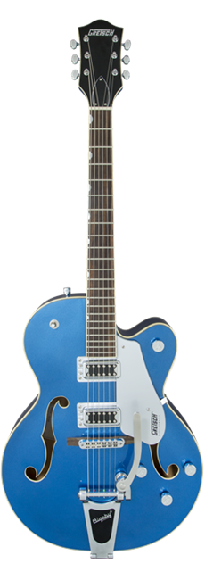 Gretsch G5420T Electromatic® Hollow Body w/ Bigsby® Fairlane Blue (sparkle)