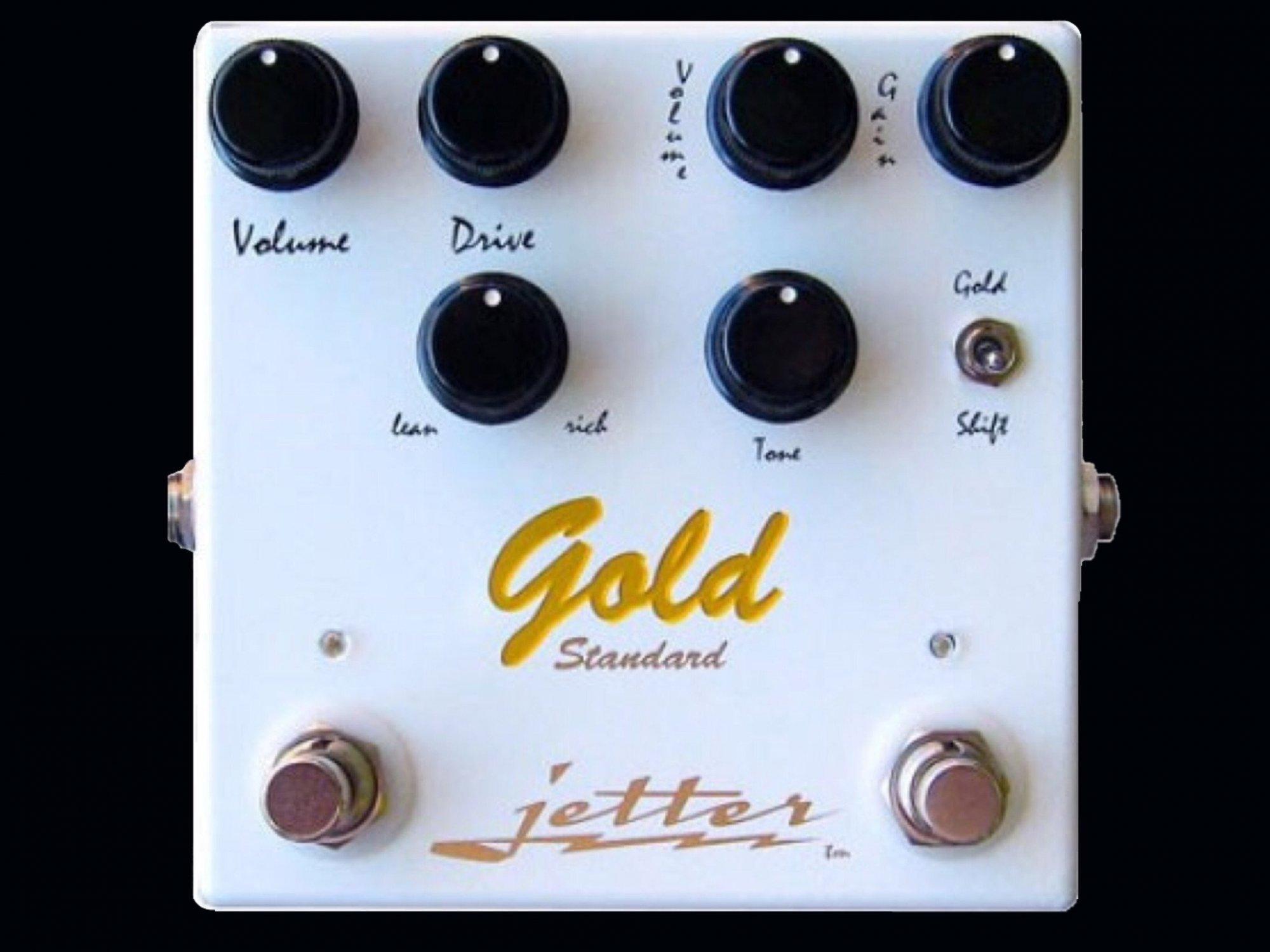 Jetter Gold Standard Pedal