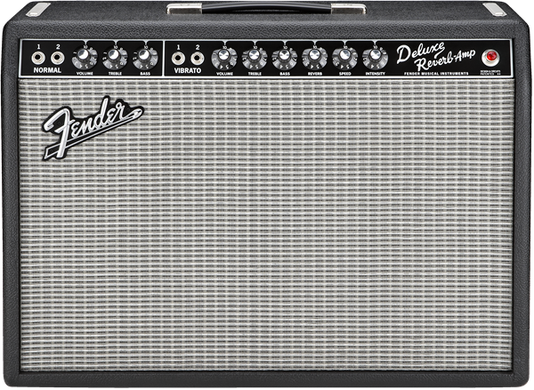 Fender, '65 Deluxe Reverb®, 120V Amp