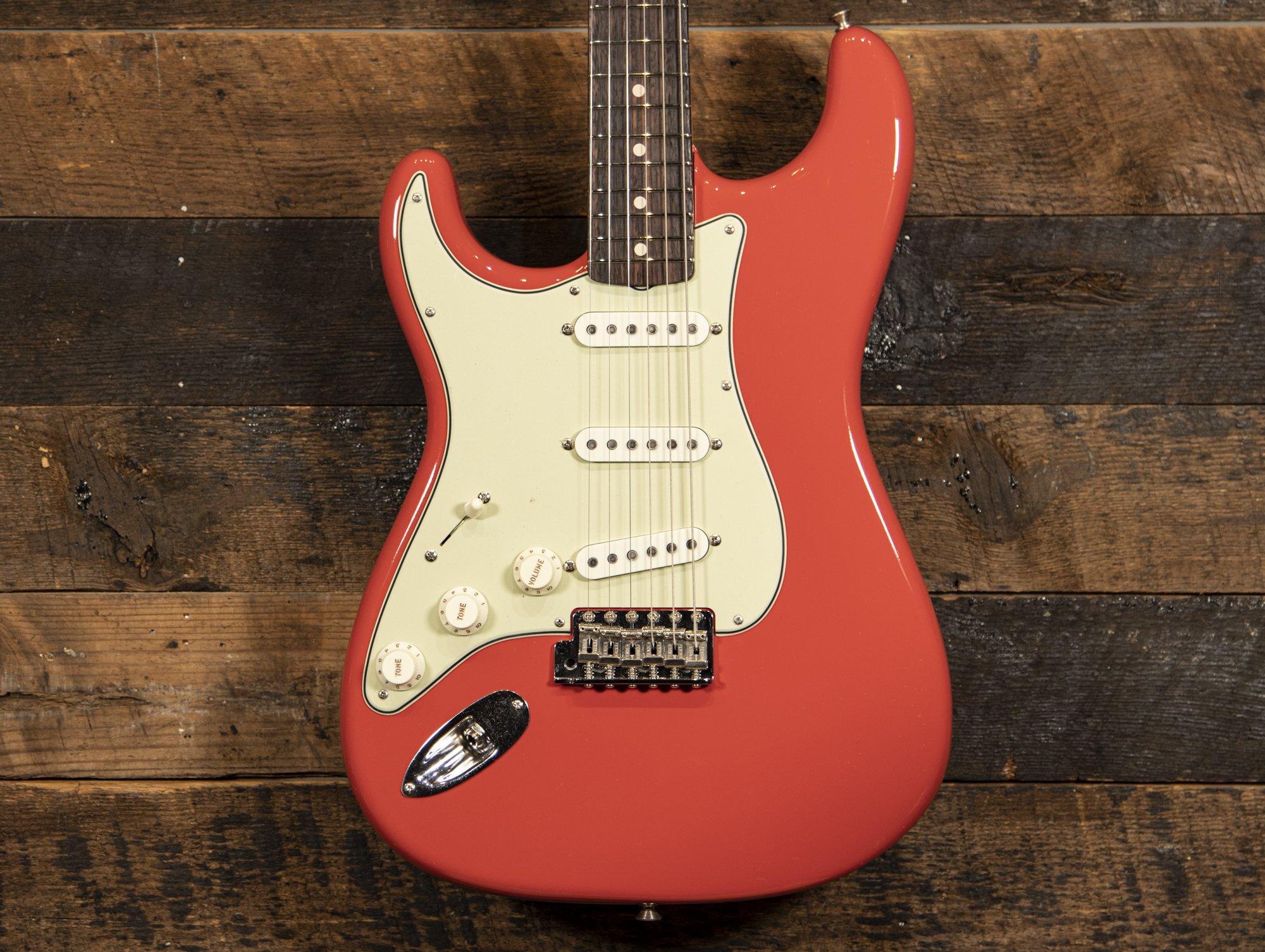 Left Handed Fender Custom Shop Fiesta Red (NOS Time Capsule)