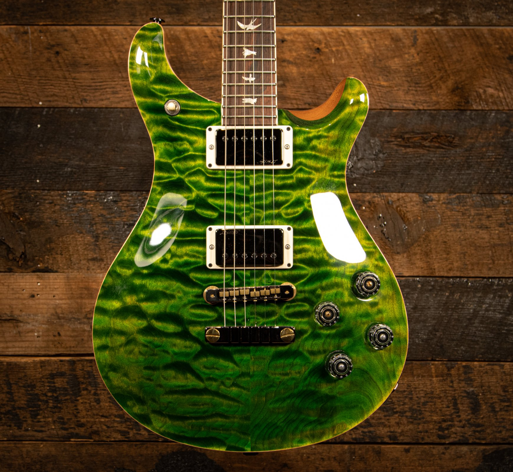 (Pre Owned) PRS McCary 594 Wood Library