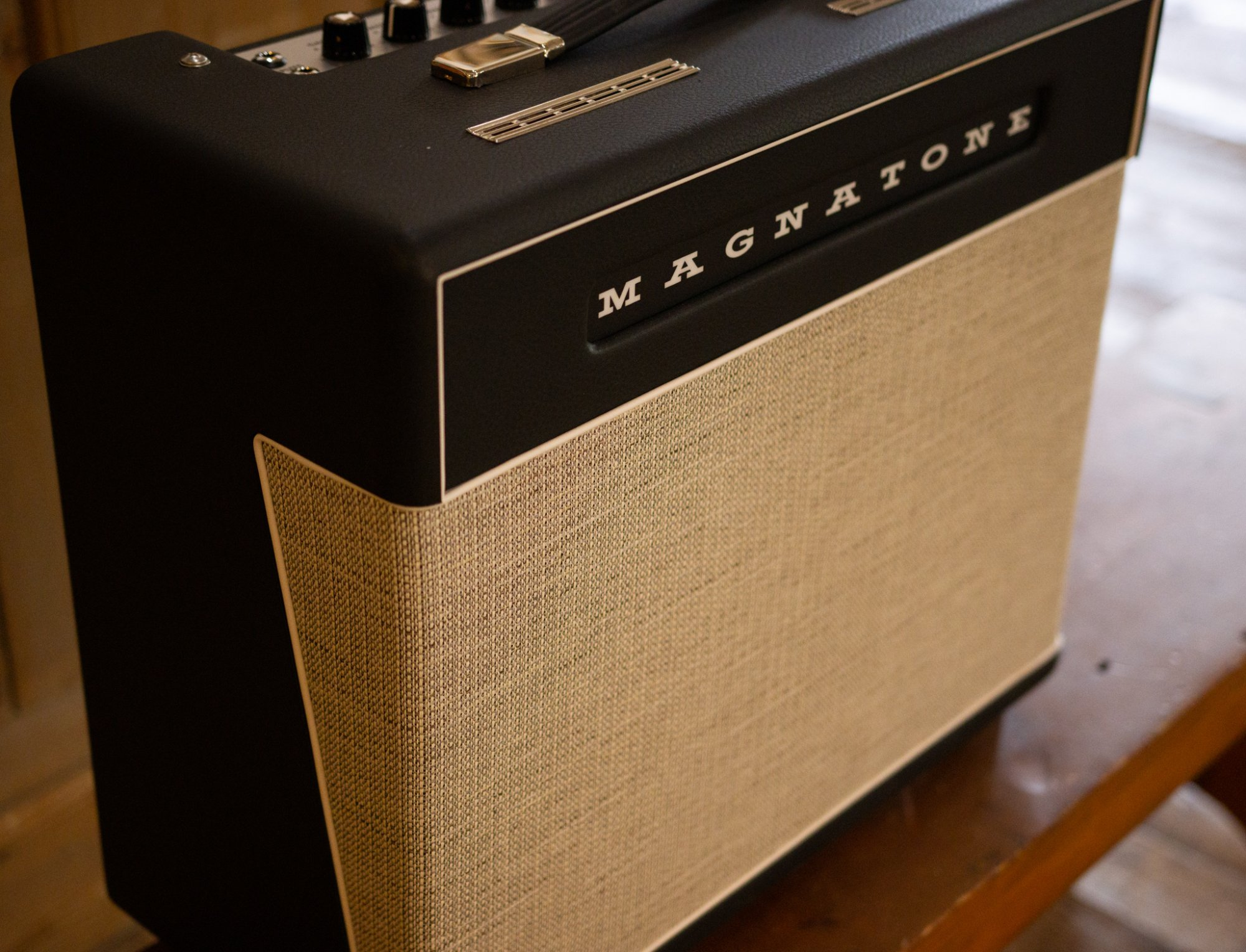Magnatone Super Fifteen - 1x12 15-watt Tube Combo