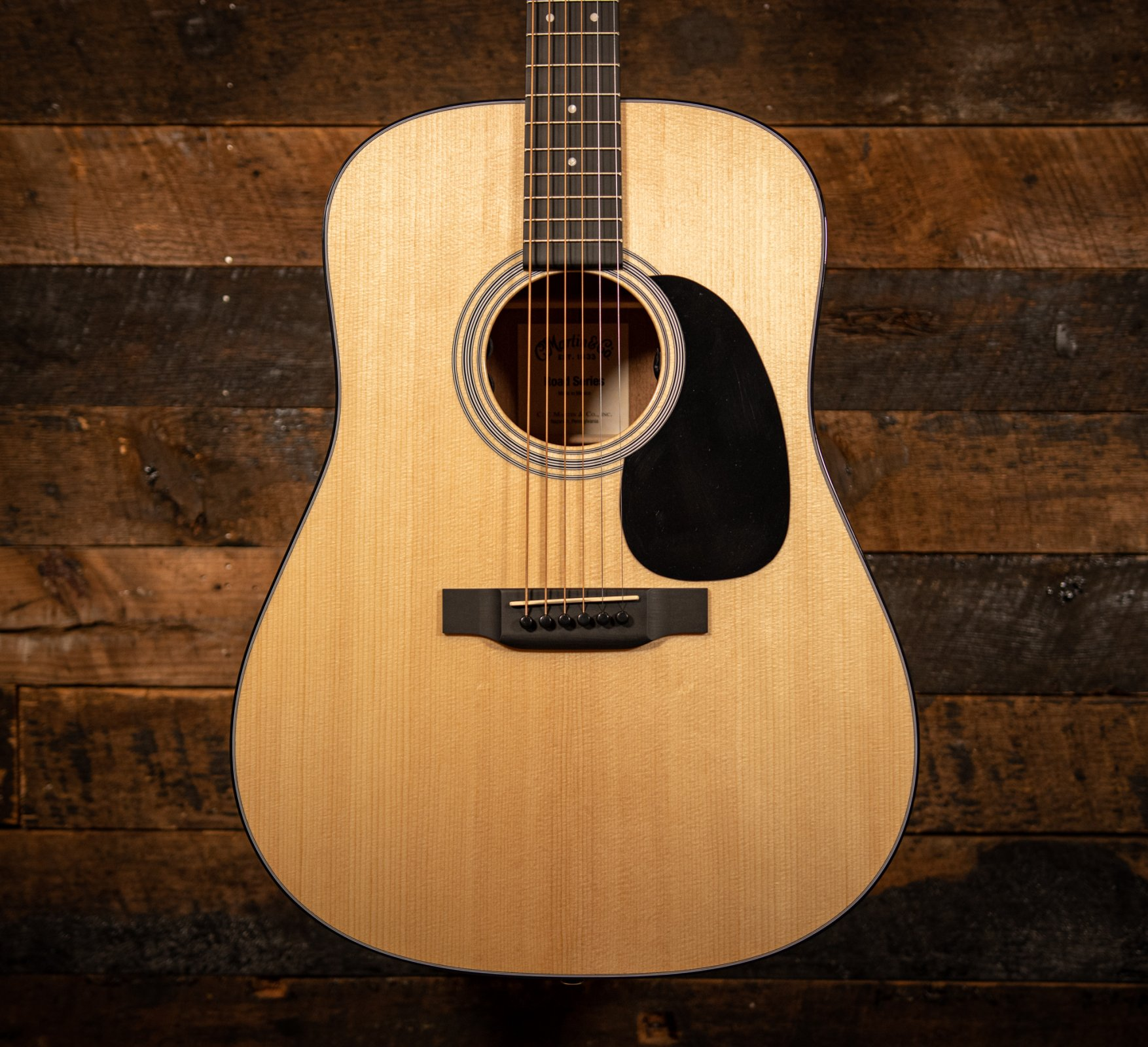 Martin D-12E Road Series Acoustic-Electric Guitar - Natural #1