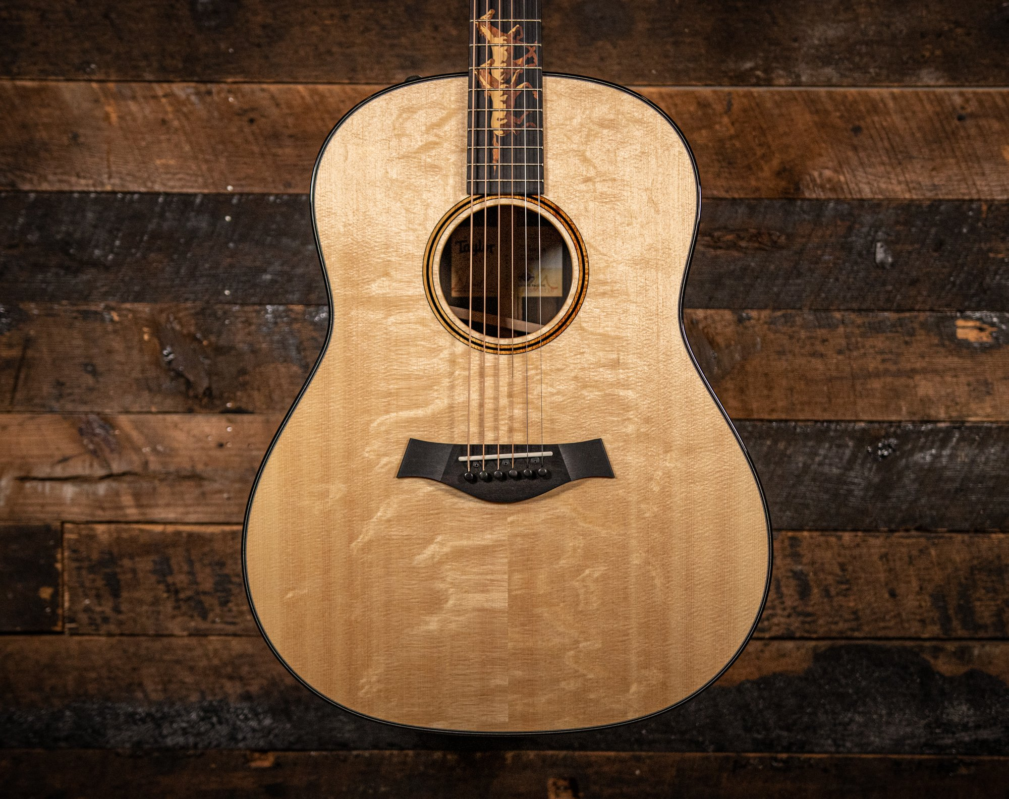 Taylor Custom Shop NAMM Exclusive Running Horses Grand Pacific