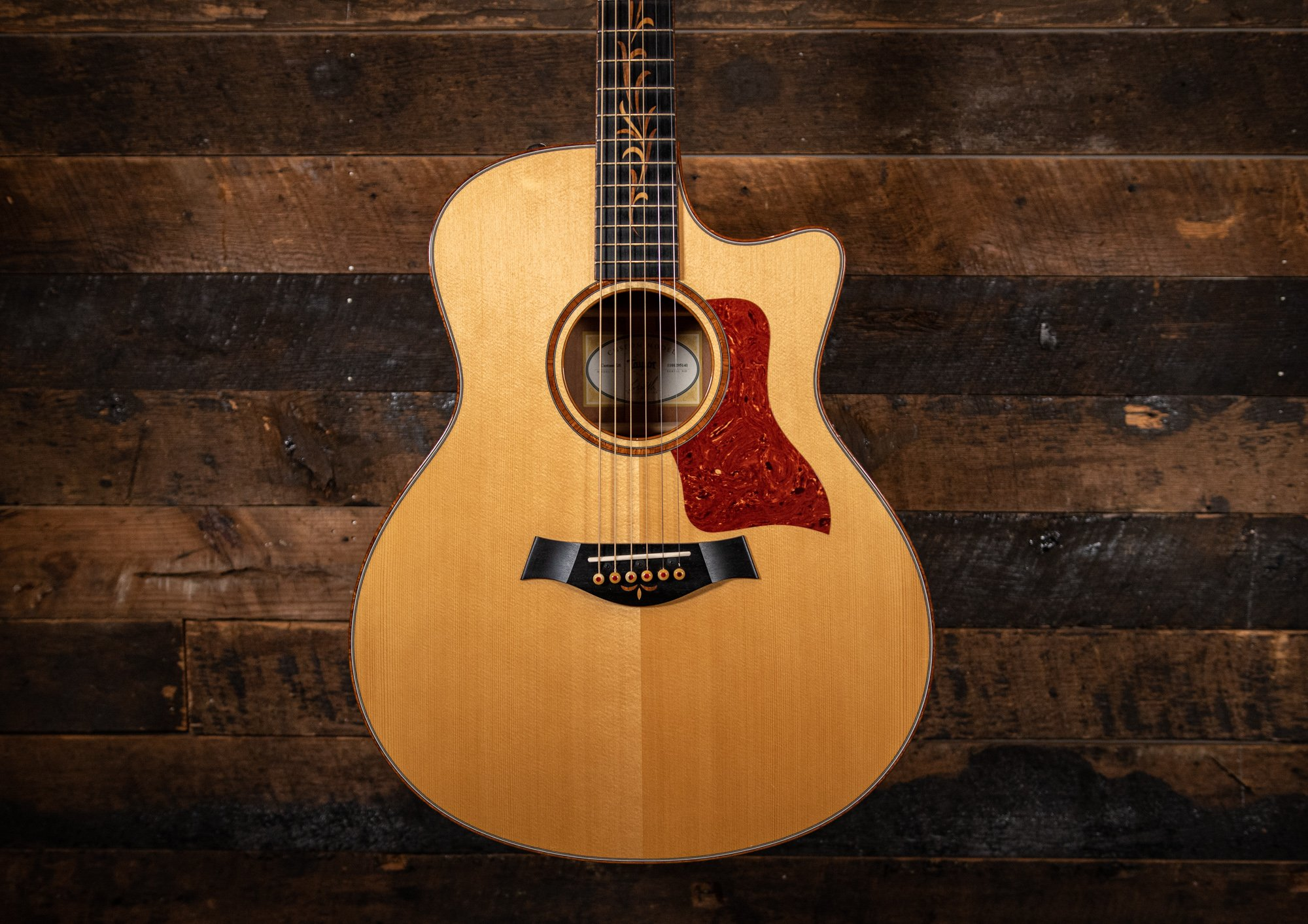 Pre Owned - Taylor Custom GA MyrtleWood