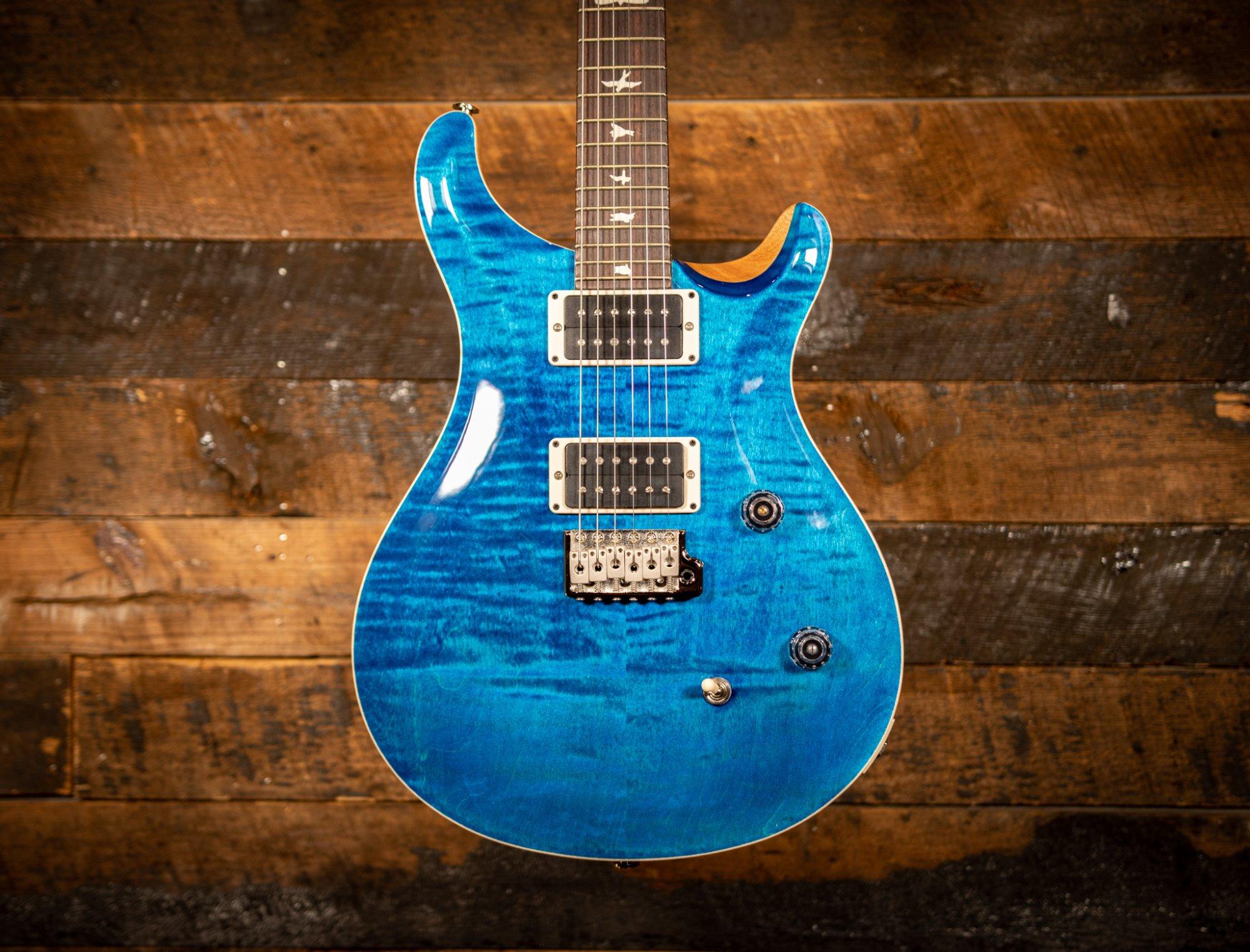 PRS CE 24 Blue Matteo