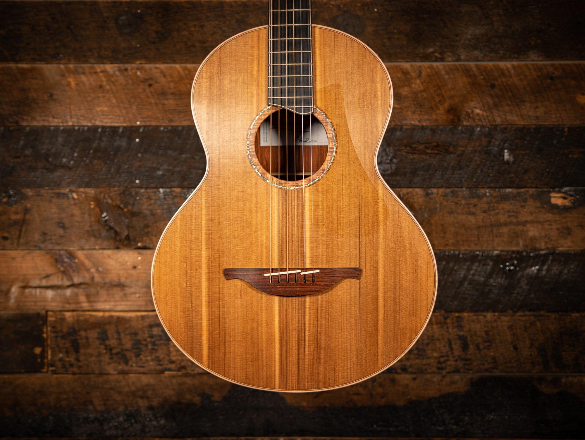 Lowden S-50 12-fret Driftwood Cedar & Cocobolo