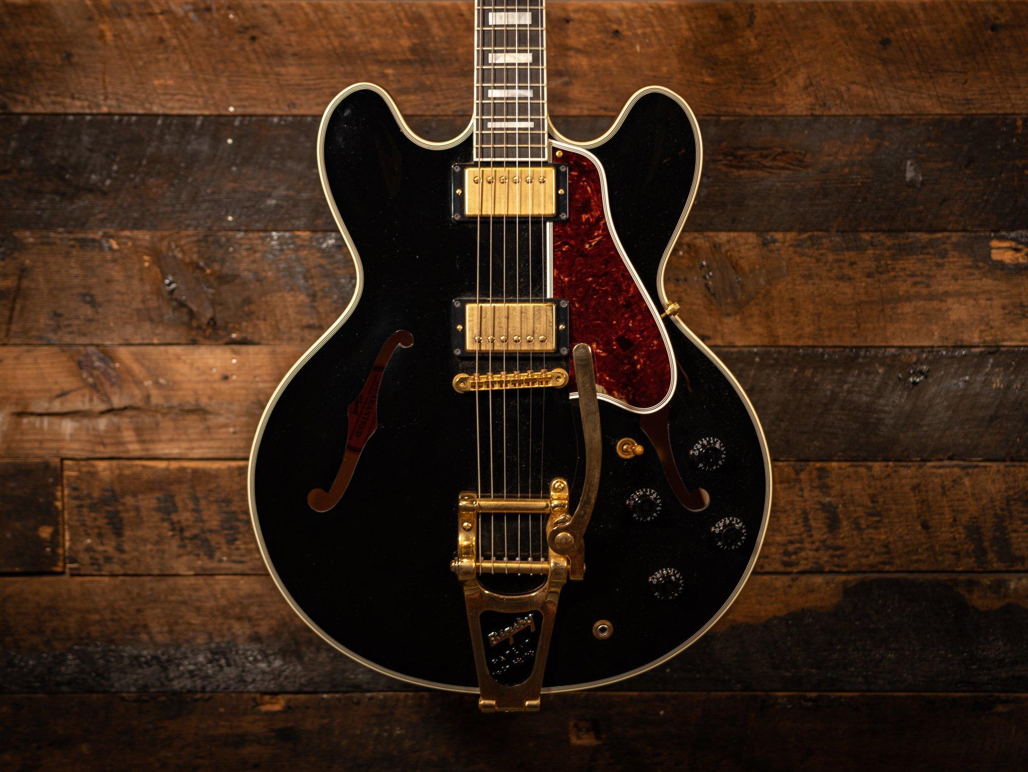 Gibson Custom Shop ES 355  Pre Owned