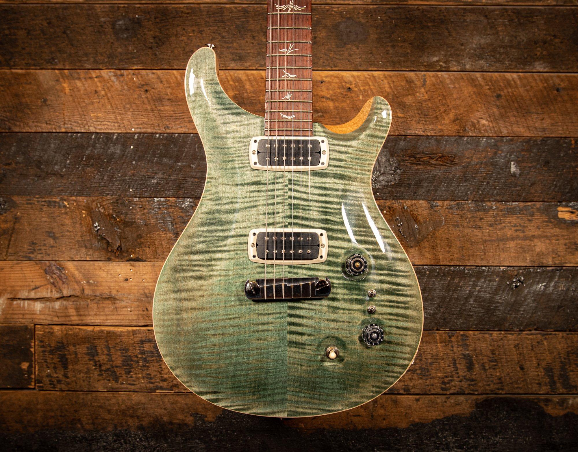 PRS Pauls Guitar Trampus Green