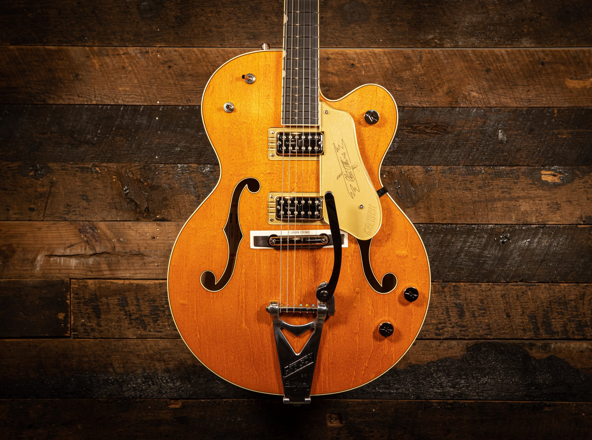Gretsch G6120T-59 VINTAGE SELECT EDITION '59 CHET ATKINS® HOLLOW BODY WITH BIGSBY®