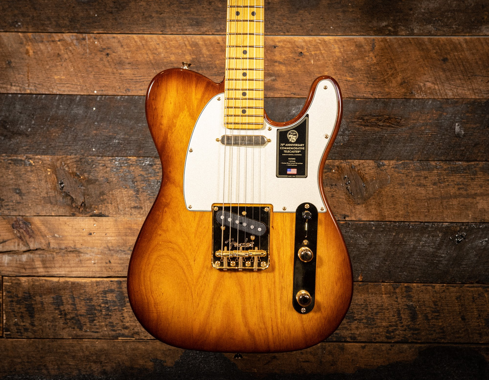 Fender 75th Anniversary Telecaster