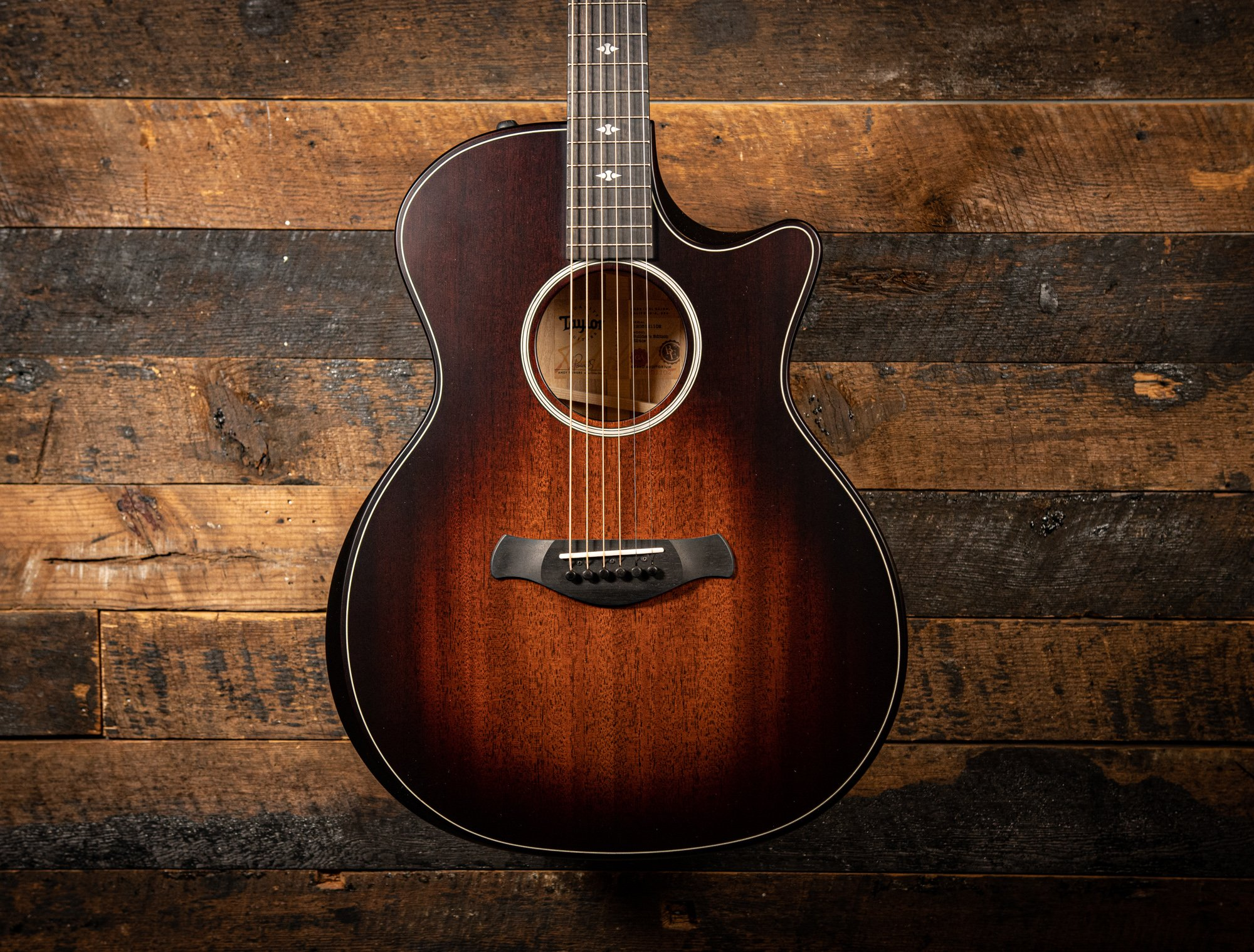 Taylor 324ce Builders Edition #102