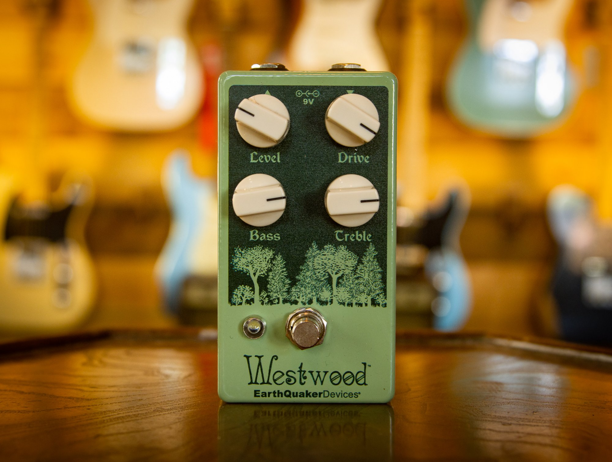 Earthquaker Devices Westwood Pedal