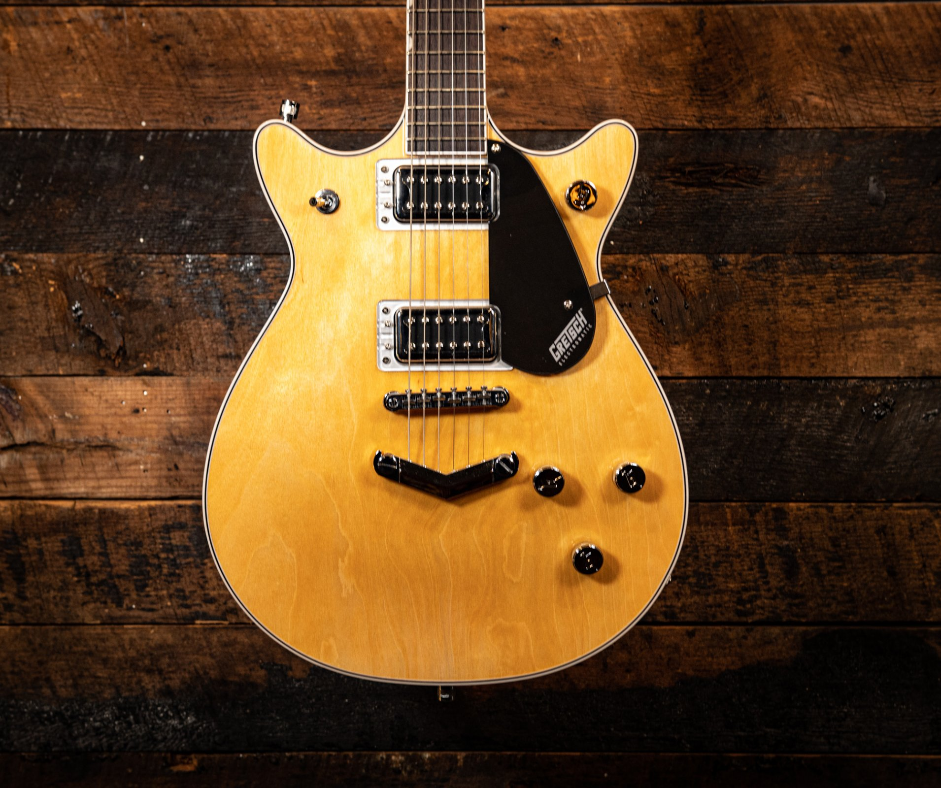 (USED) Gretsch G5232 in Natural finish