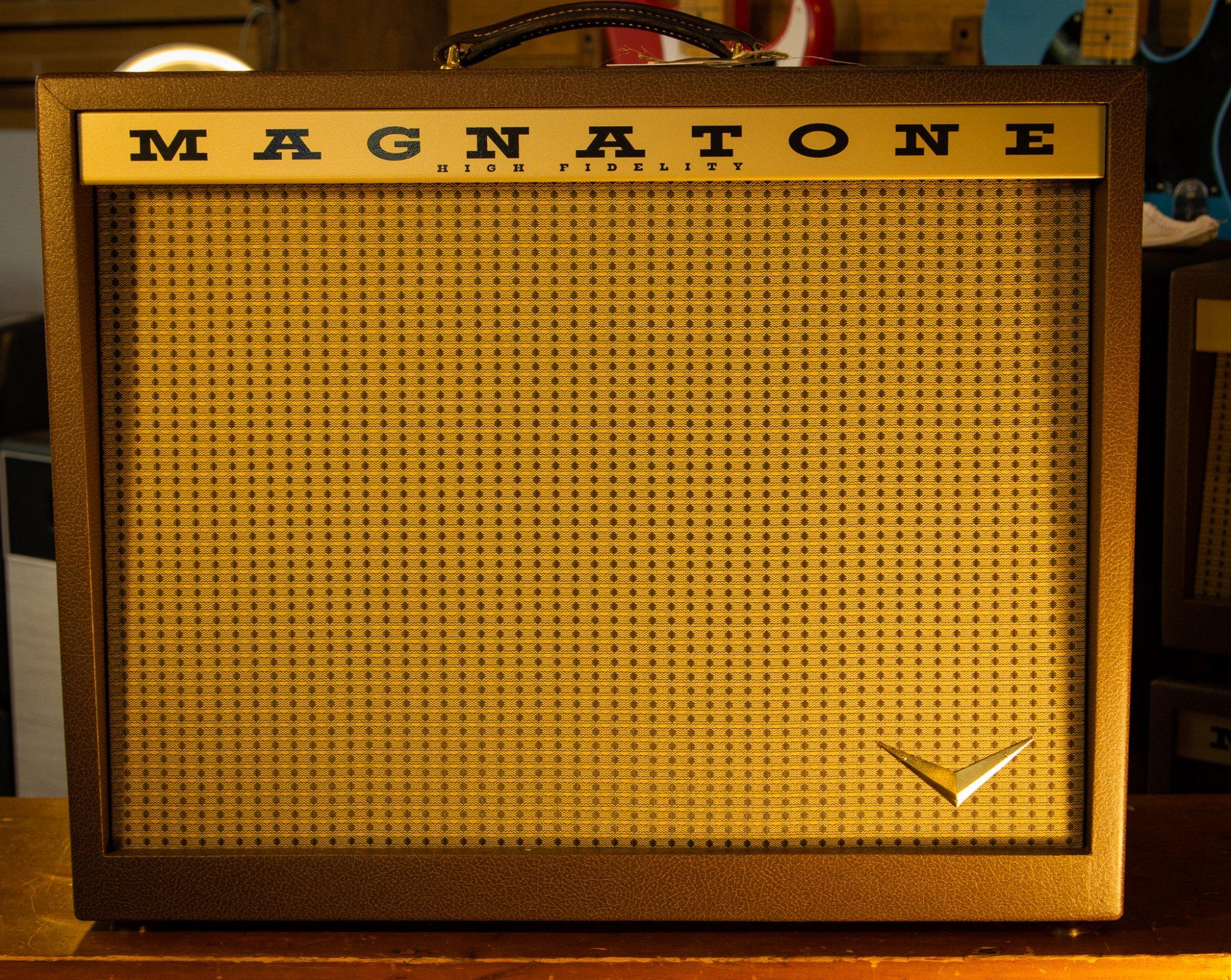 Magnatone Varsity Reverb Traditional 1x12 Combo