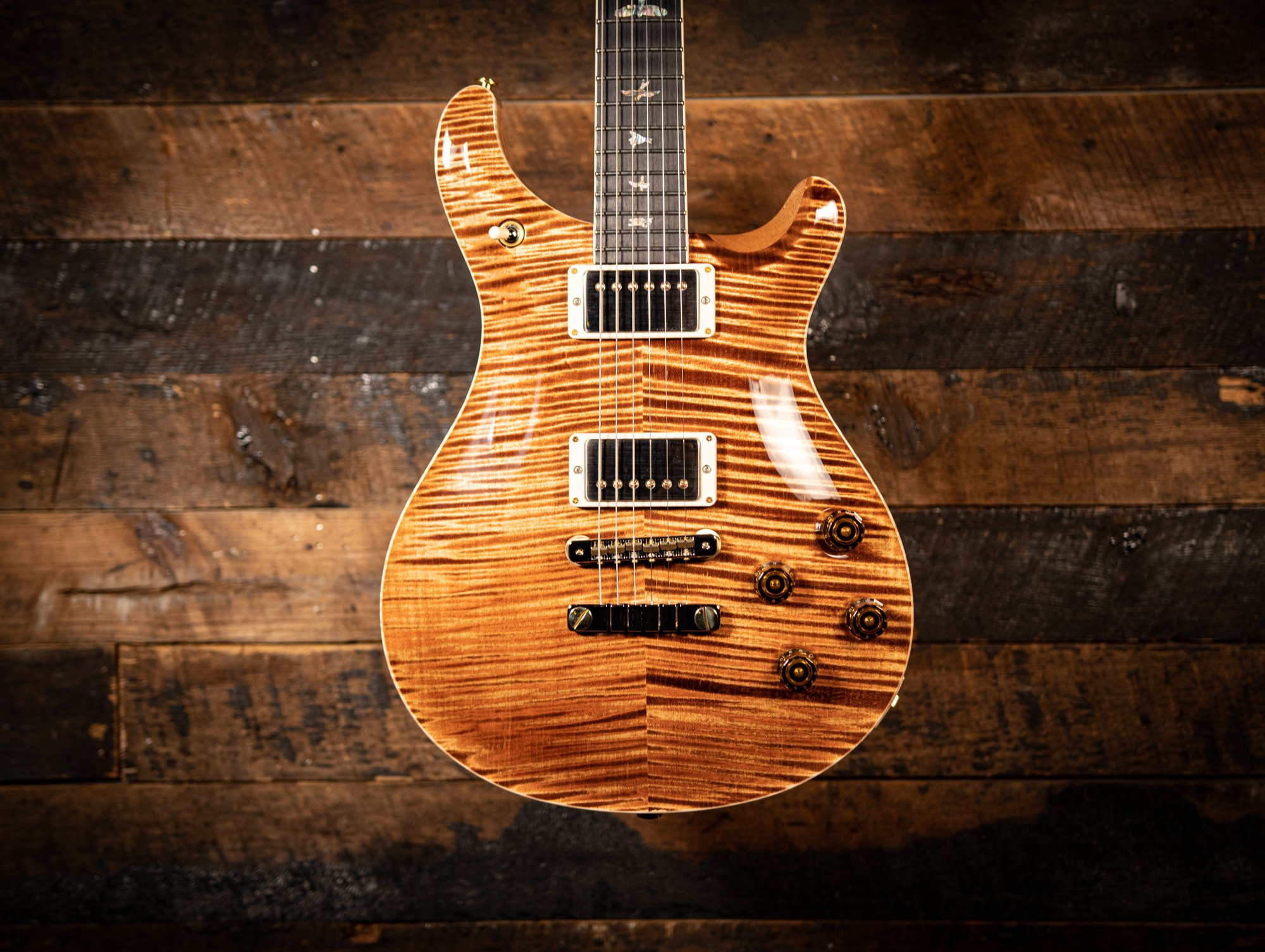 PRS McCarty 594 Artist Package in Copperhead