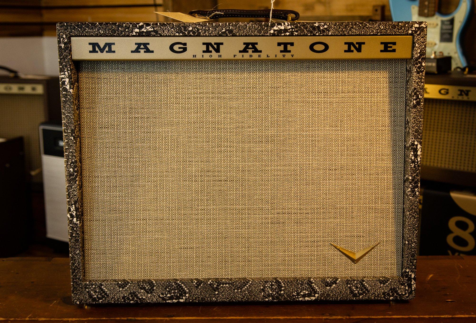Magnatone Snake-Skin Special Varsity Reverb