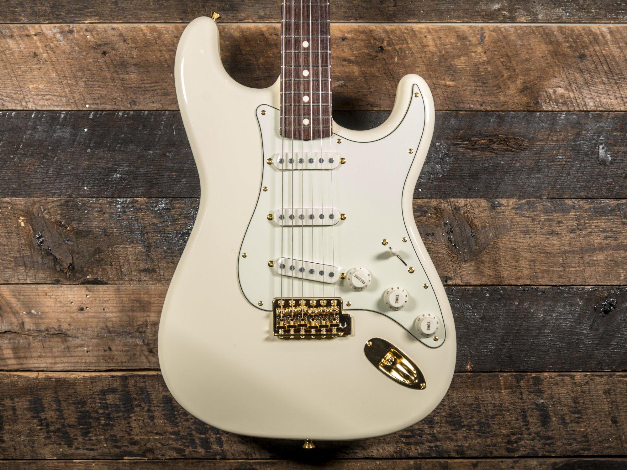 Fender LTD MIJ Daybreak Stratocaster