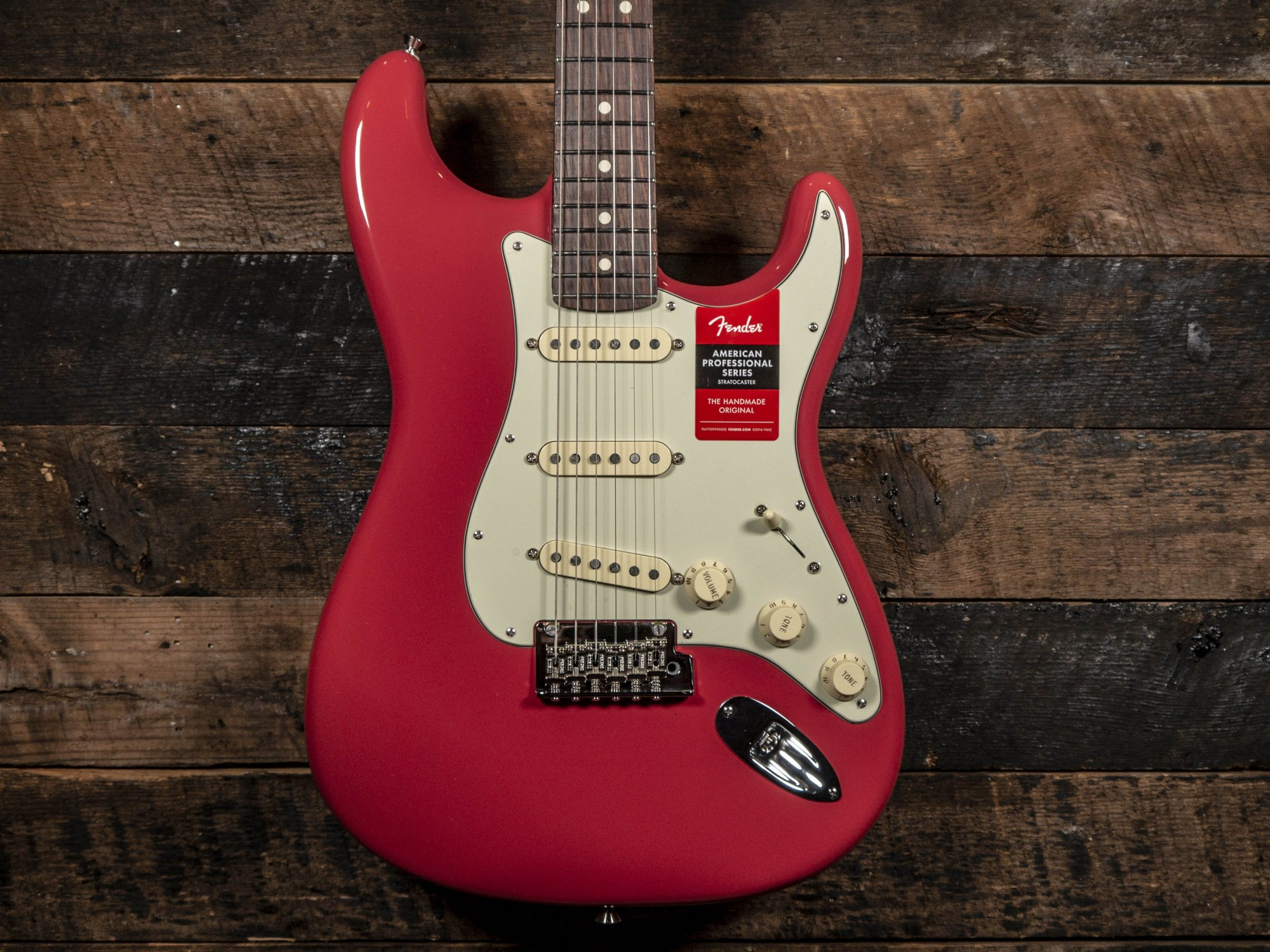 American Professional Stratocaster Limited edition solid rosewood neck