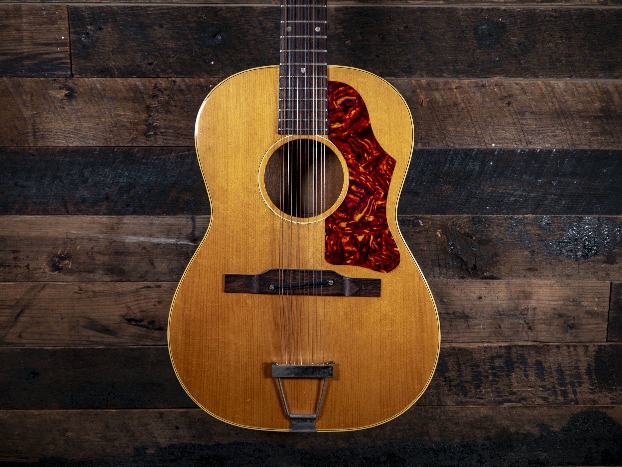 60s Gibson B-25 12 N 12 String