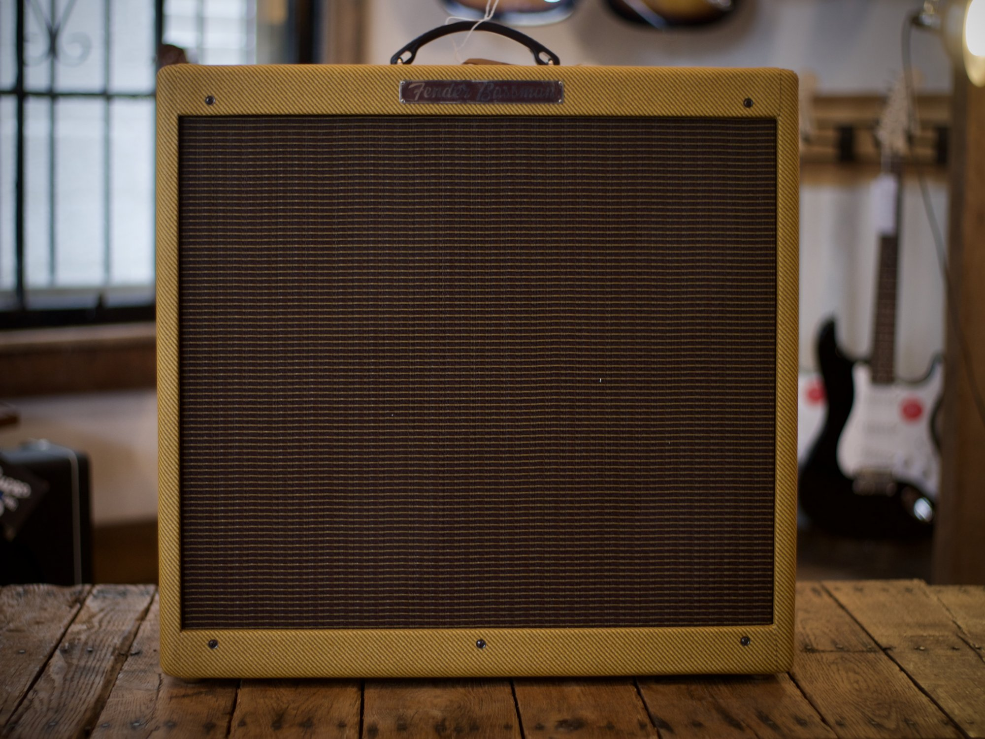 Fender  '59 BASSMAN LTD Amp