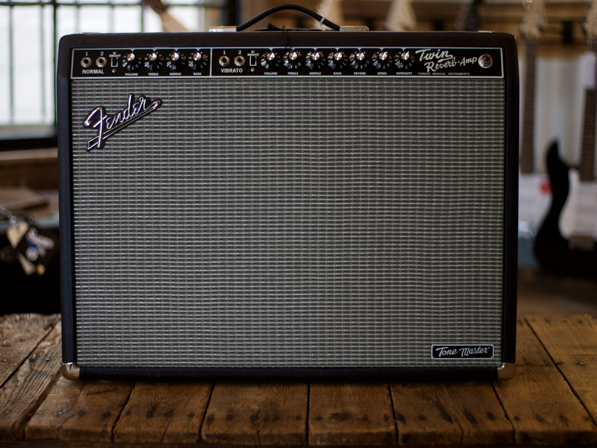 Fender '65 Twin Reverb Amp