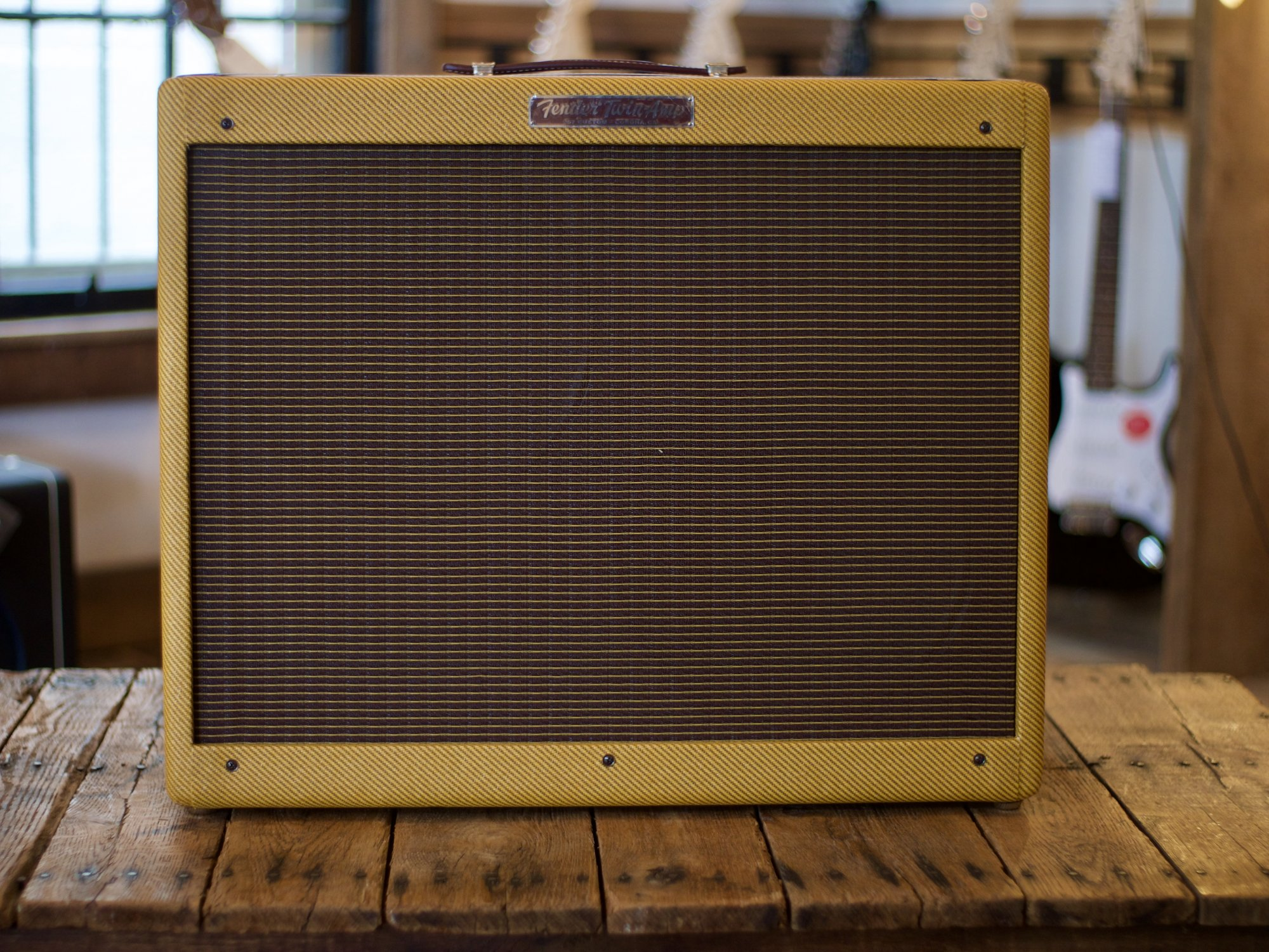 Fender 57' Custom Twin Amp