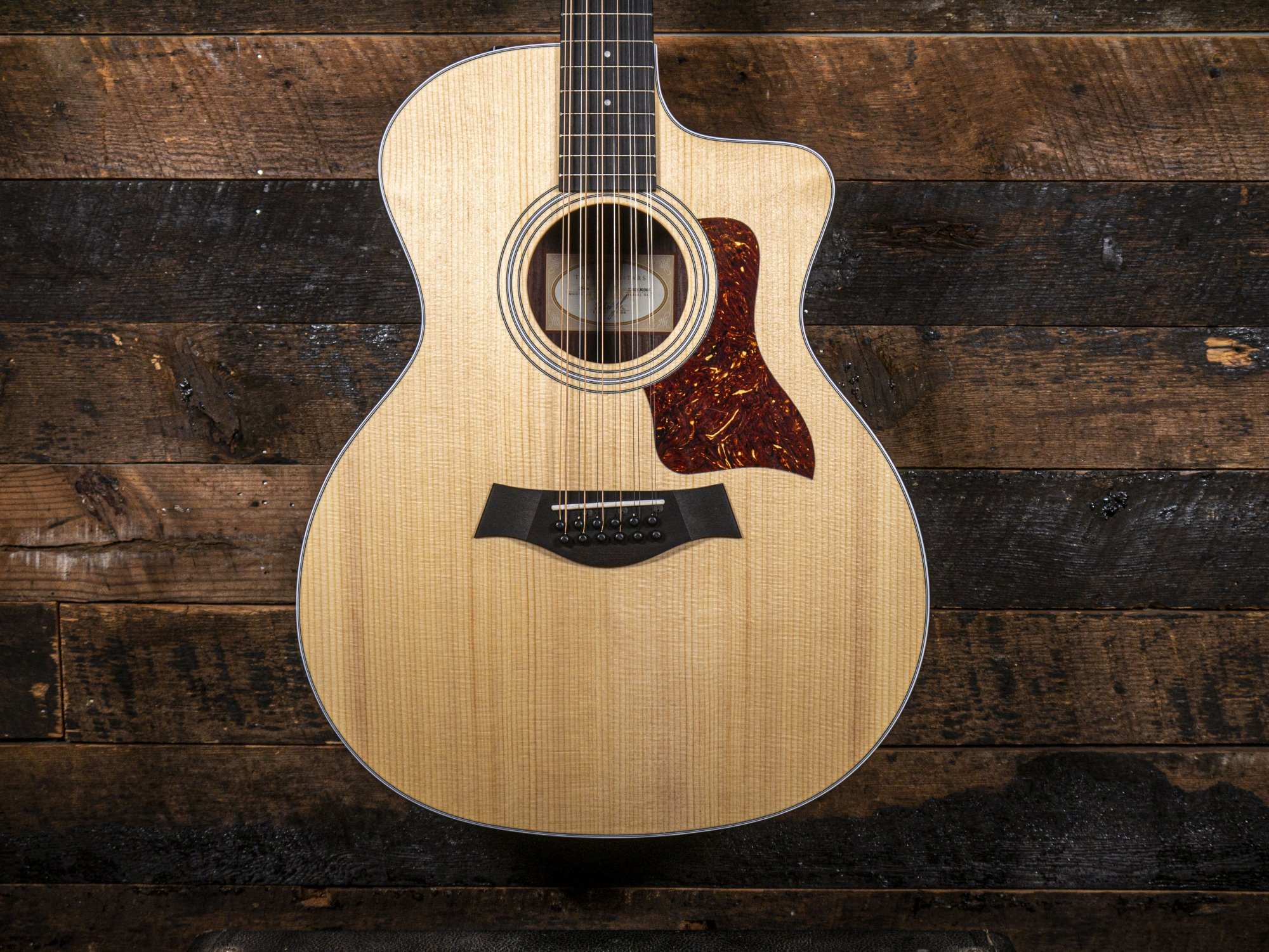 Taylor 254ce 12 string acoustic
