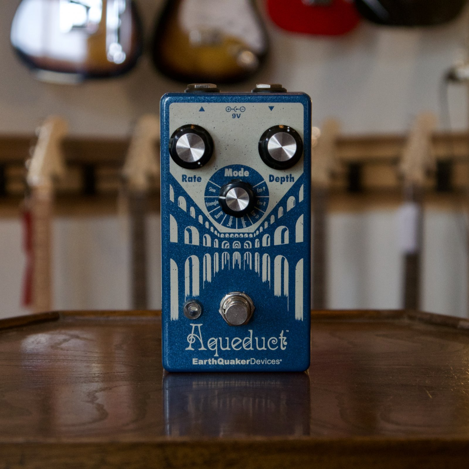 EarthQuaker Devices Aqueduct Pedal