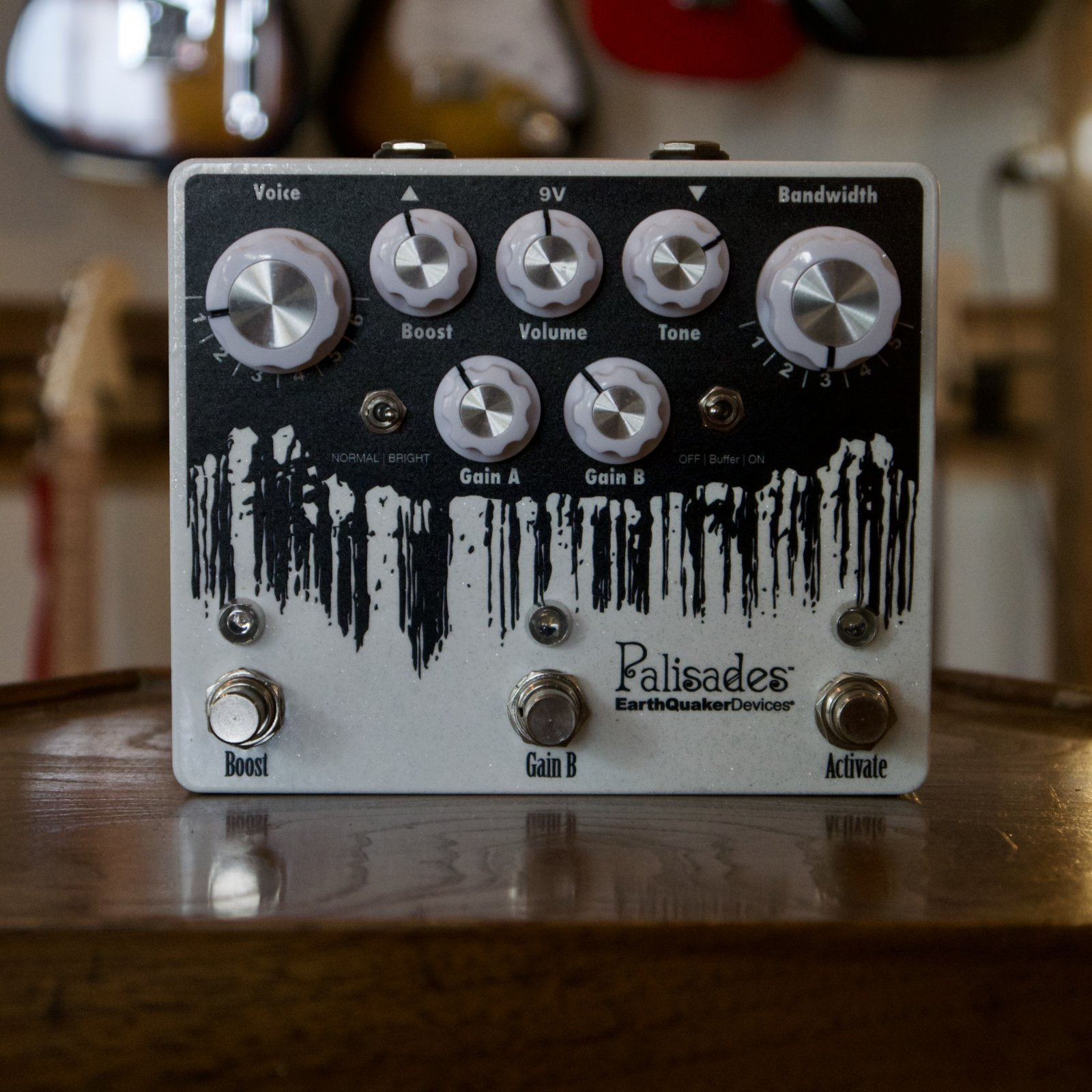 Earthquaker Devices Palisades Pedal