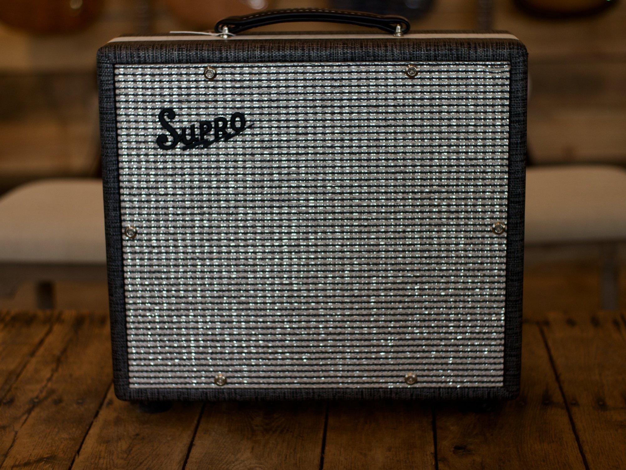 Supro Keeley Custom 1970RK