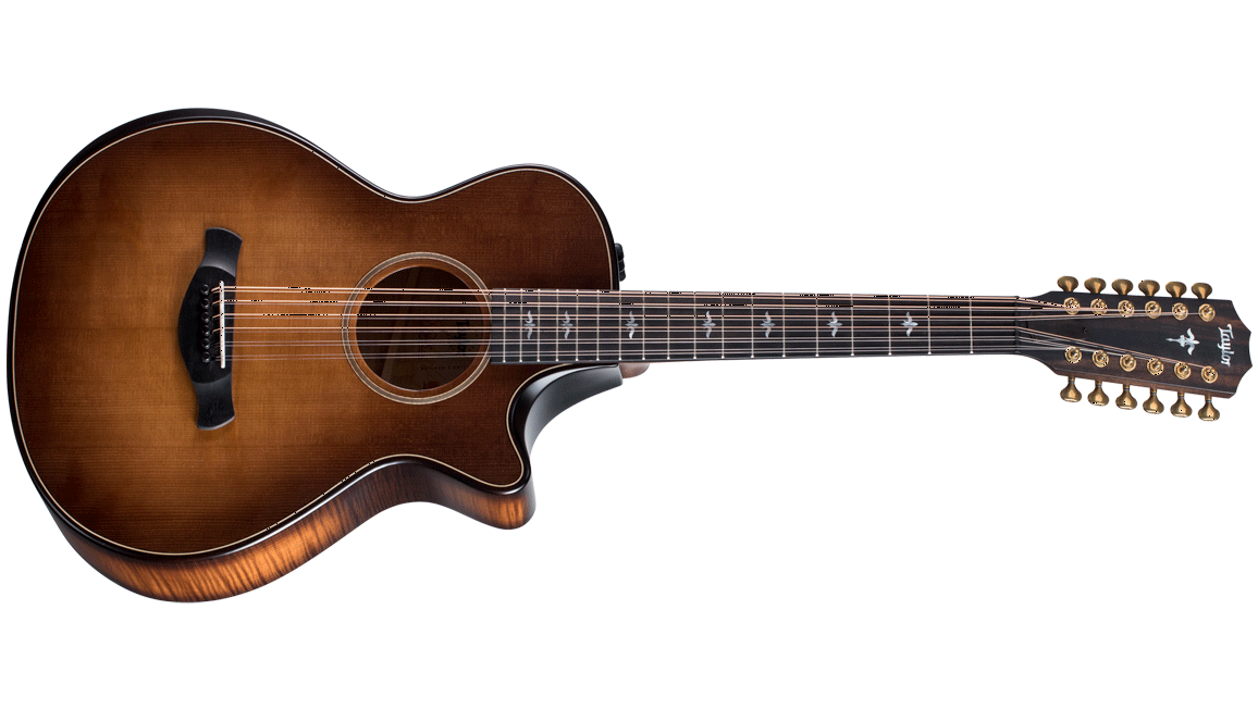 Taylor Builder's Edition 652ce 12-String (New for 2020) Preorder
