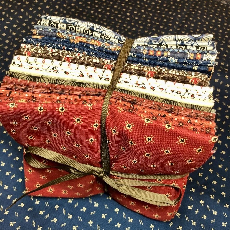 Hill Country Heritage fat quarter bundle