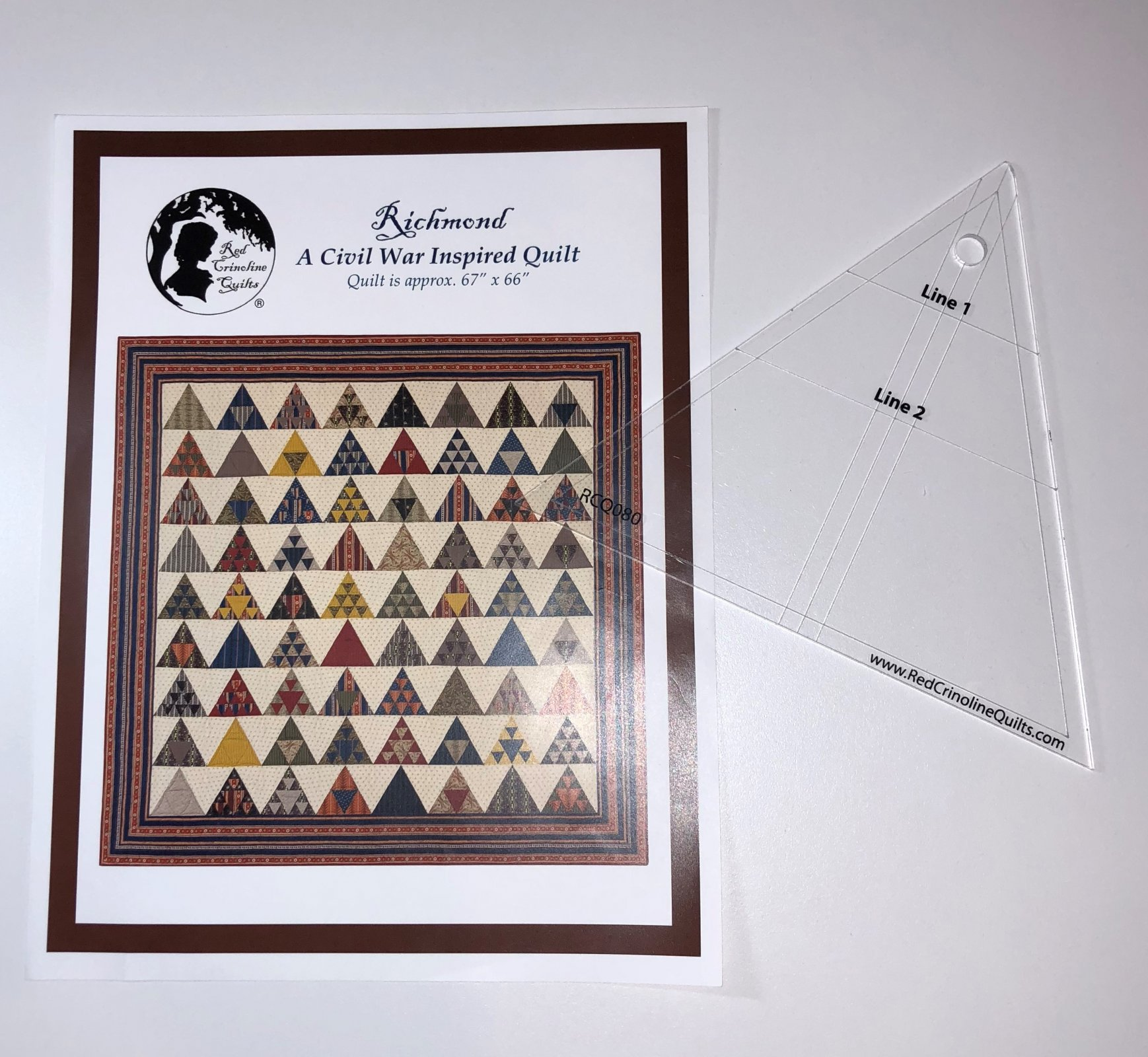 Richmond Pattern and Template