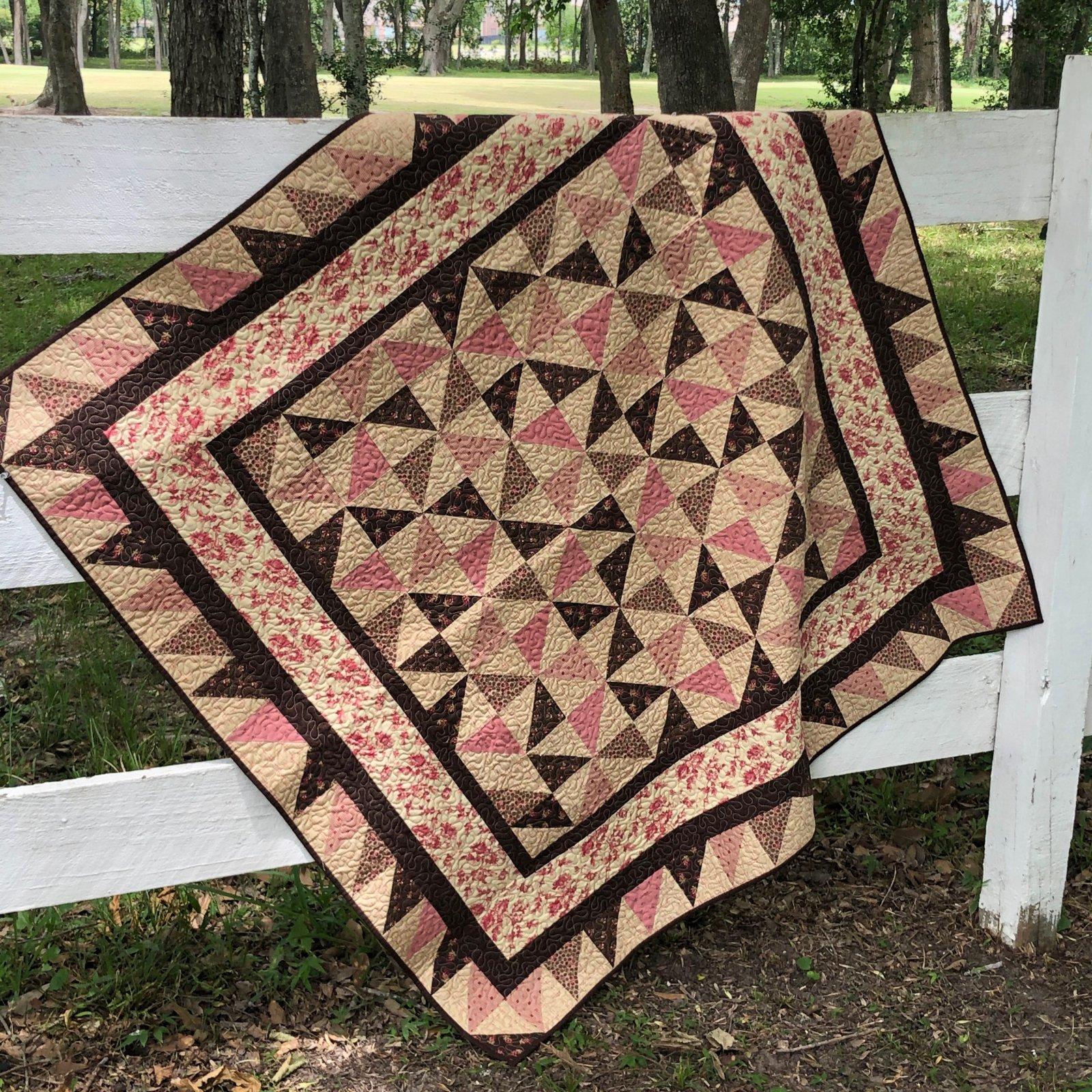 Pinwheel Triangles Kit