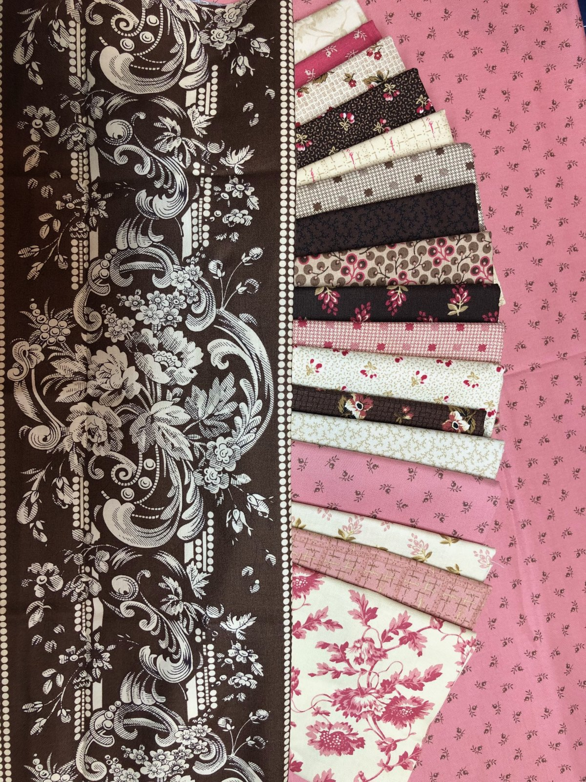 Madison Square fat quarter bundle