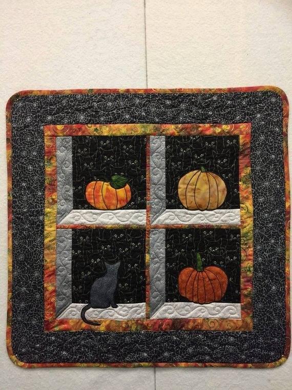 Halloween Kitties & Pumpkins
