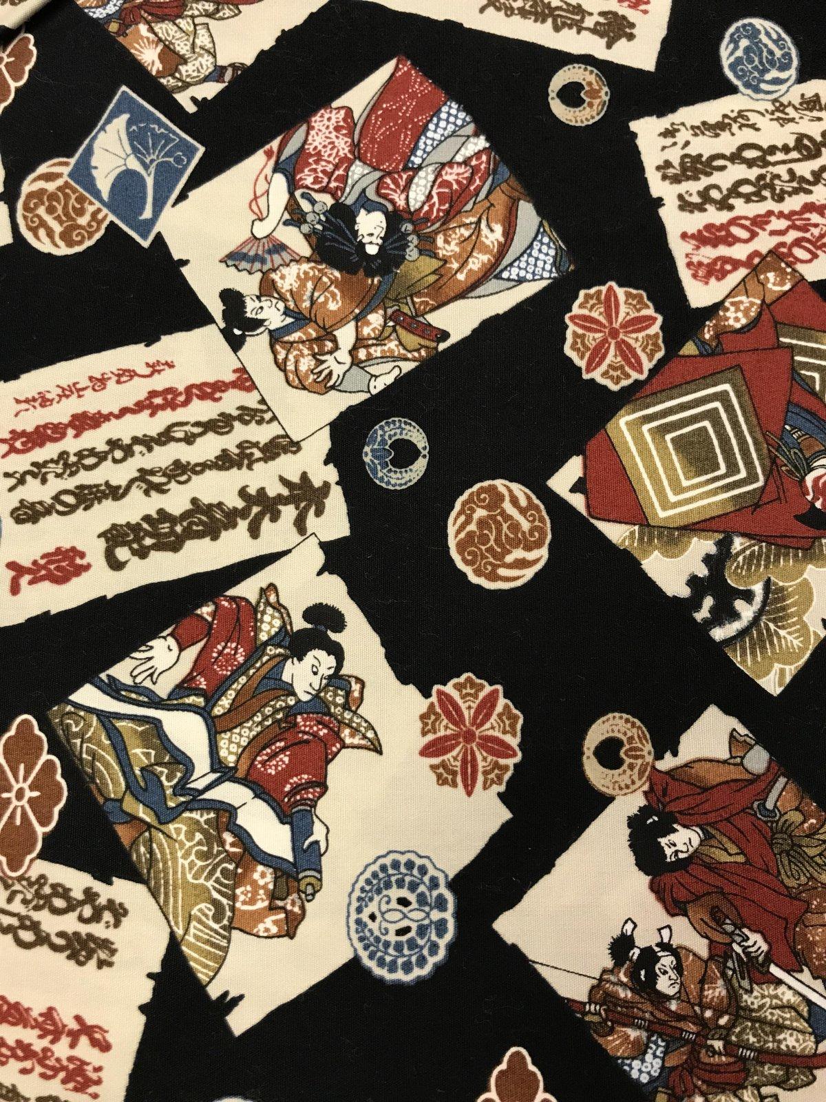 Toshio Collection Black