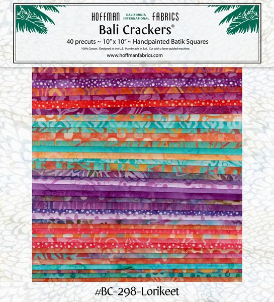 Bali Crackers - Lorikeet