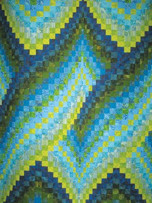 Cosmic Twist Bargello Adorable Twisted Bargello Quilt Pattern Free