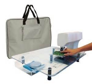 Sew Steady Sewing Table and Carrying Case