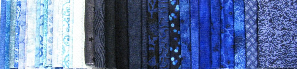 Shades of Blue Ribbons