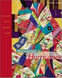 Harmonies & Hurricanes : Color and Line in Japanese Quilts (Paperback)