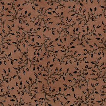 Little Gatherings by Primitive Gatherings for Moda Fabrics- Brown Sugar