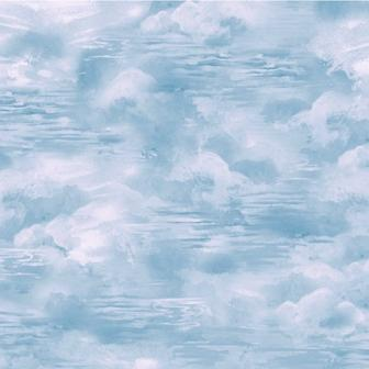 Blue Sky by Wilmington Fabric