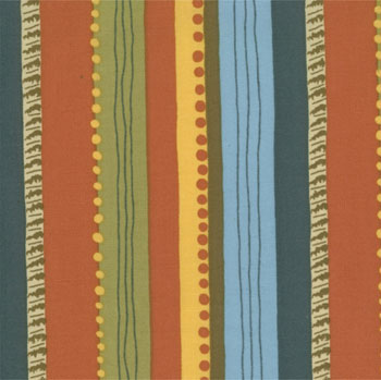 Adoring Stripe by Sandy Gervais for Moda