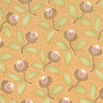 Fig & Plum Blossom Persimmon from Moda