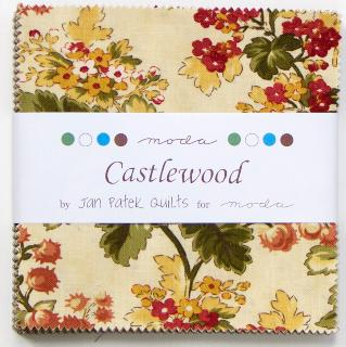 Castlewood Charm Pack from Moda